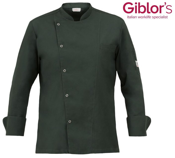 Kuchársky RONDON Slim Fit Cristian GIBLORS MILITARY